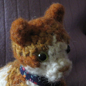 Crocheting For Cats : Crochet Cat - Crochet Toy - Free Crochet Pattern