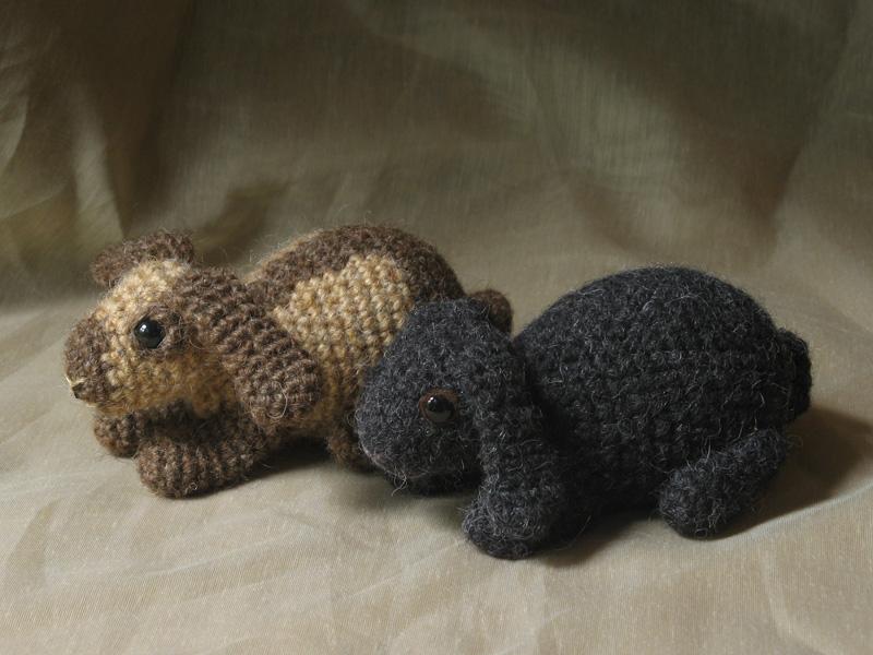Free Crochet Dutch Rabbit Pattern : Crochet lop rabbit pattern Sons Popkes