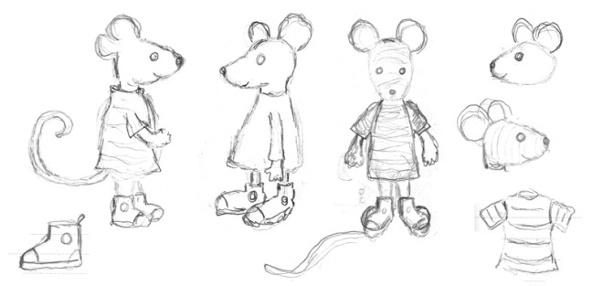 """mouse sketch"""