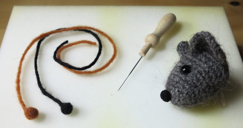 Amigurumi Doll Nose : nose for crochet doll Sons Popkes