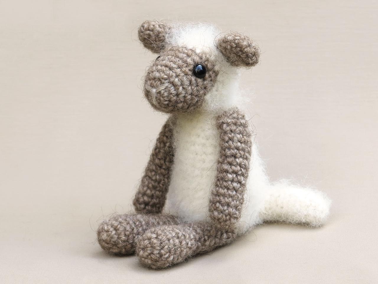 Amigurumi Sheep Pattern | Modelos de crochê, Artesanato croche ... | 960x1280