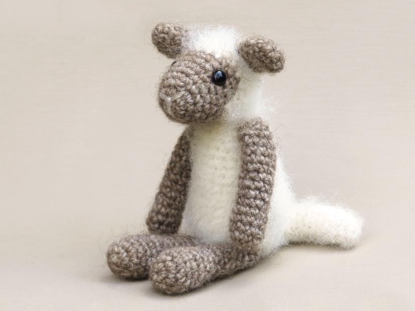 crochet sheep pattern, sheep amigurumi