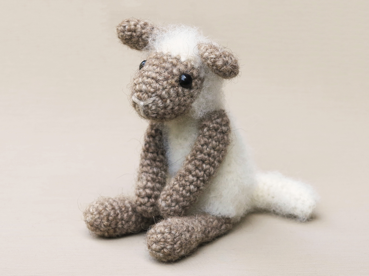 Crochet Lamb Sheep Pattern Sons Popkes