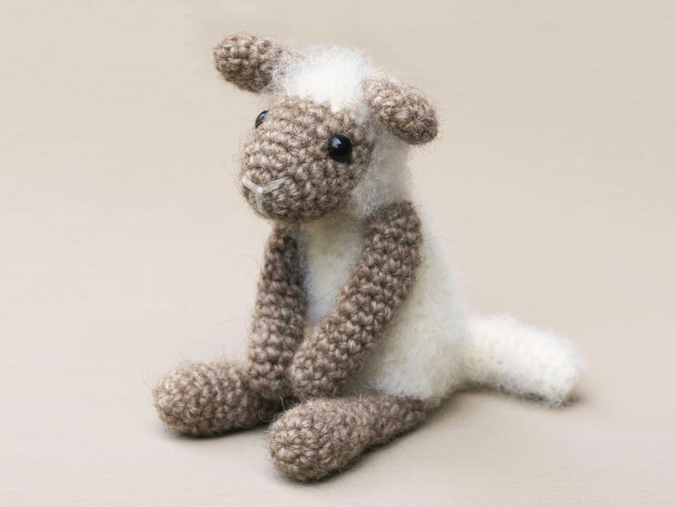 PATTERN: Sheep - Amigurumi lamb - Crochet tutorial with photos ... | 720x960