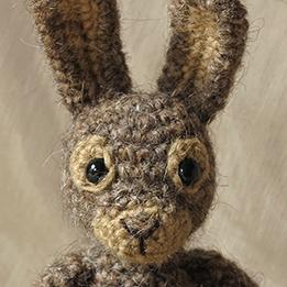 rabbit amigurumi pattern