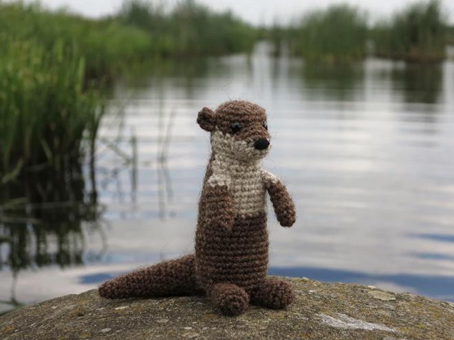 Sons Popkes Crochet animal patterns designed by Sonja ...