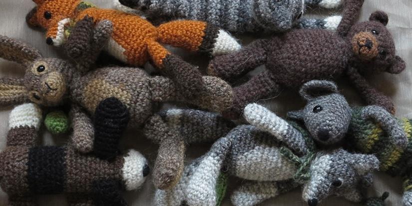 animal crochet patterns