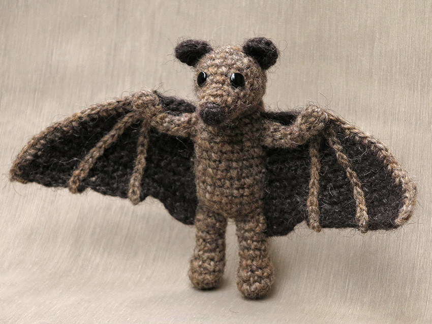 crochet animals Sons Popkes