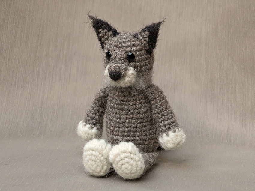 crochet big cat | Son's Popkes | 637x850