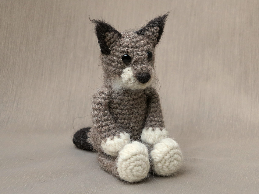 Sons Popkes Crochet animal patterns designed by Sonja ...