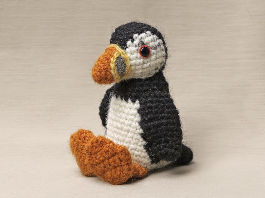 Plubby Crochet Puffin Pattern Sons Popkes