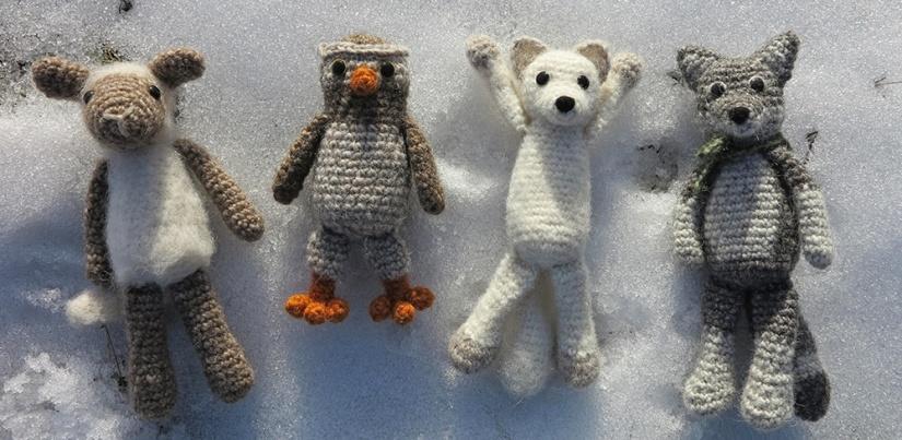 crochet animal patterns