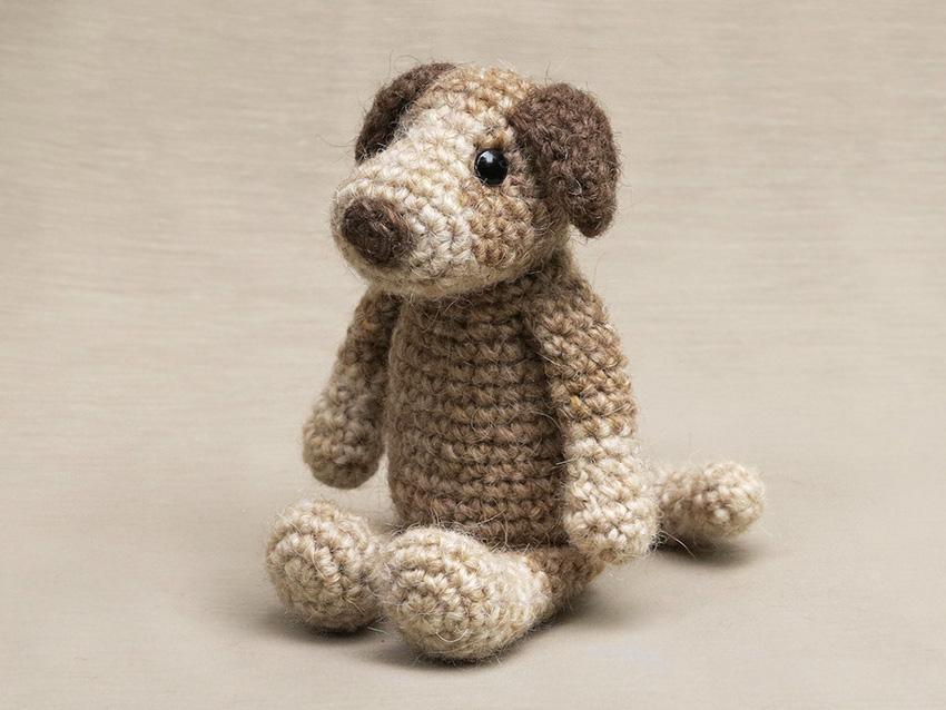 Amigurumi Sweet Dog Free Pattern | Crochet dog patterns, Crochet ... | 638x850