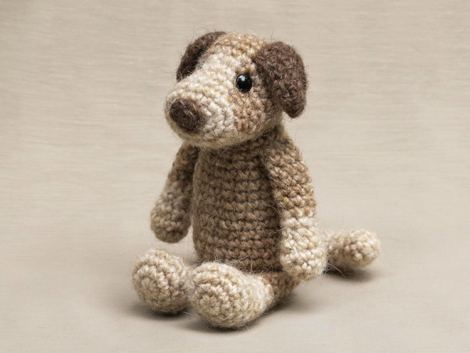 dog amigurumi pattern