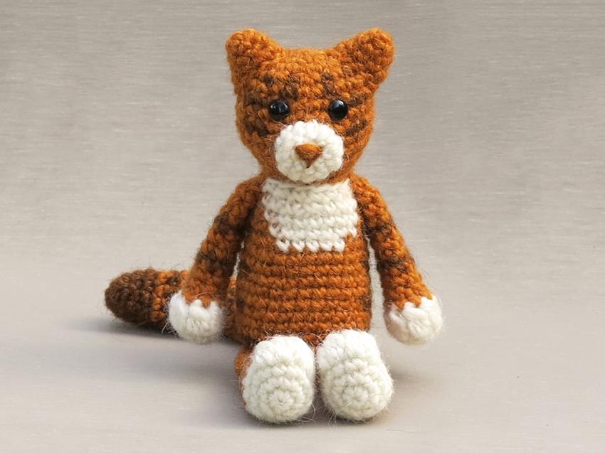 Crochet Animal Pattern Sons Popkes