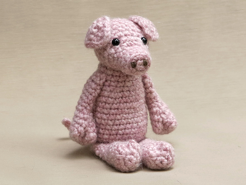 Crochet Pig Pattern - Lots Of Cute Ideas | The WHOot | 638x850