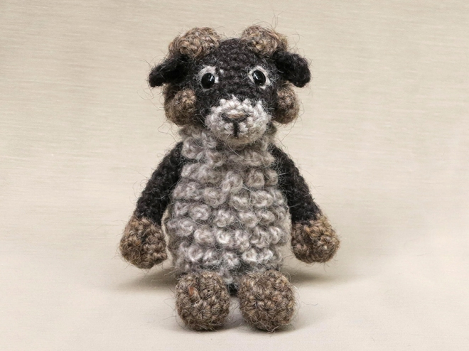 amigurumi sheep pattern