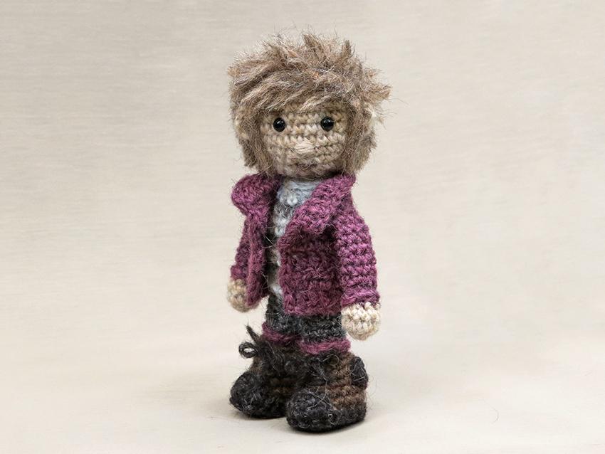 Mini Human Crochet Doll Pattern Sons Popkes