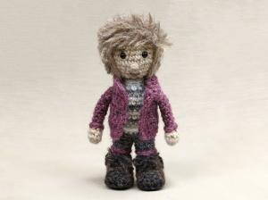 Pattern C-Color , seamless doll amigurumi crochet | Crochet ... | 225x300