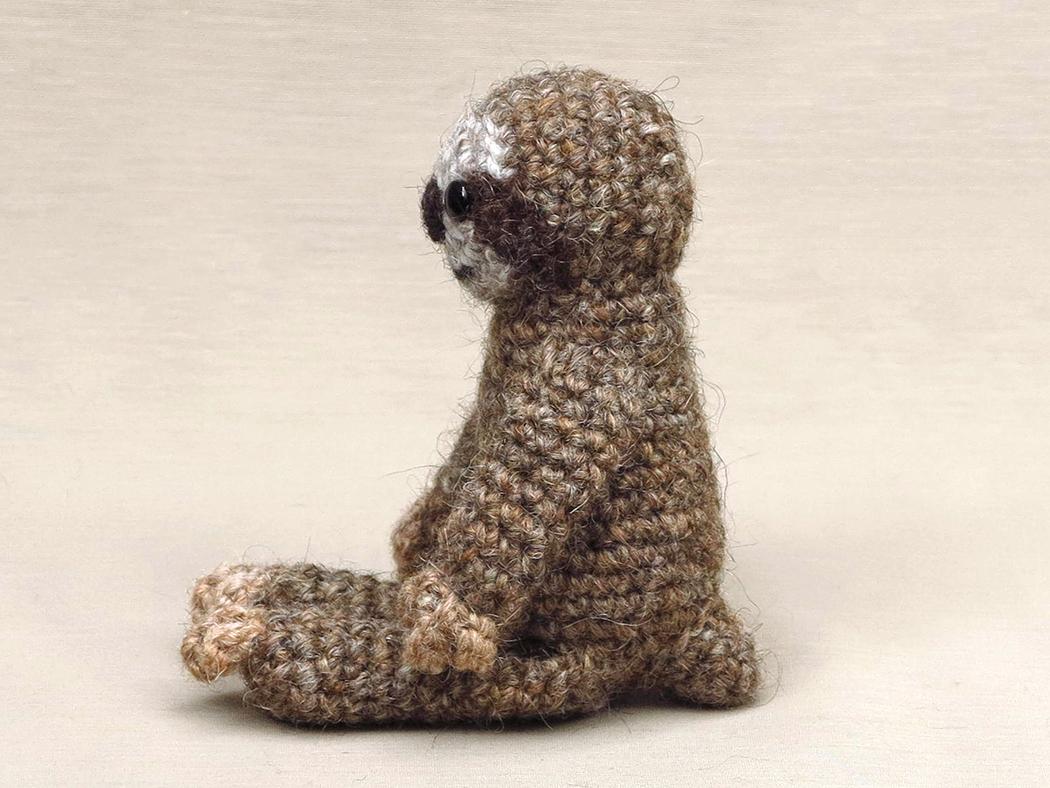 10+ Amigurumi Sloth Crochet Pattern Free and Paid | 788x1050