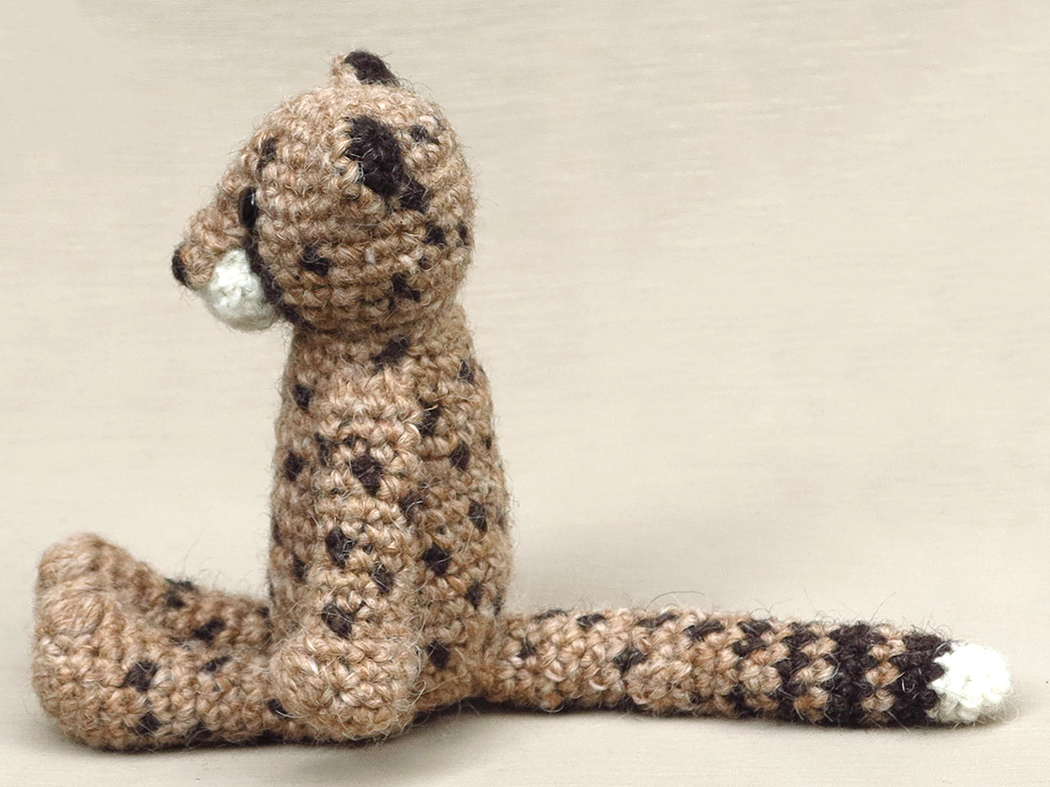 Amigurumi Cat Crochet Pattern Easy Video Tutorial | 787x1050