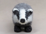 crochet badger pattern