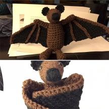 Spread your wings bat!