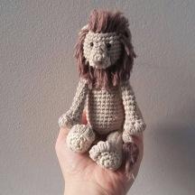 Cotton Lion
