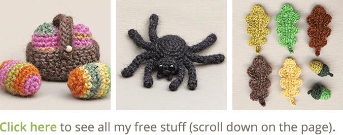 Son's Popkes crochet