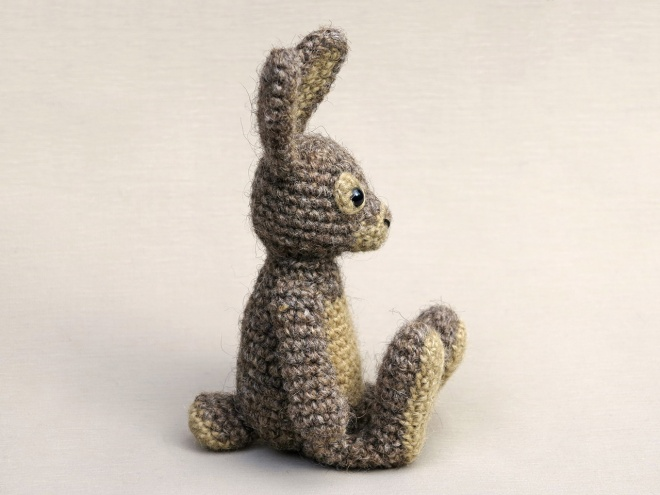 Finse Crochet Rabbit Pattern Sons Popkes