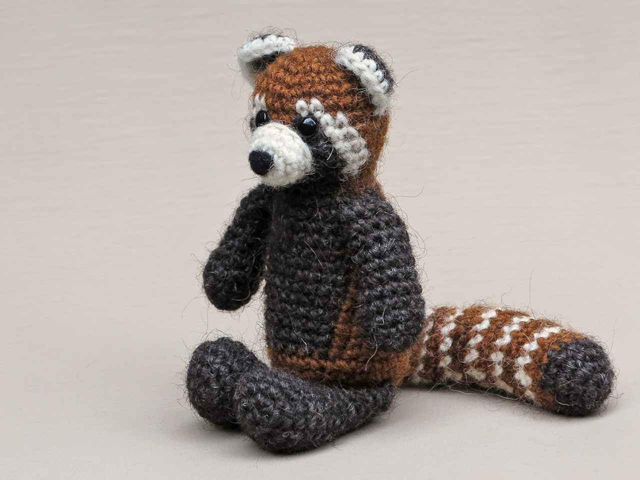 Pineapple Panda crochet pattern - Amigurumi Today | 960x1280