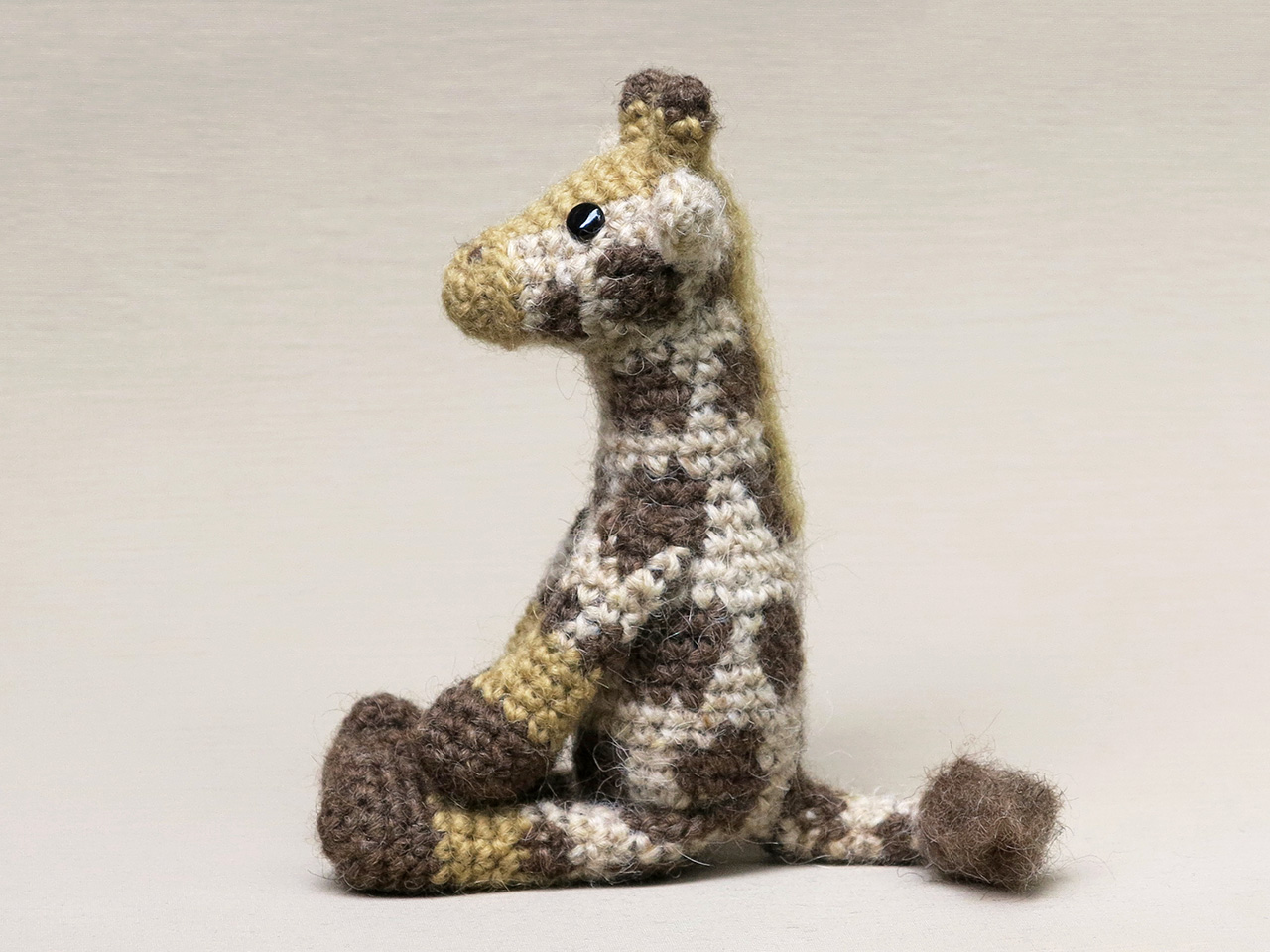 Amigurumi Squirrel by whithersoever on DeviantArt | 960x1280