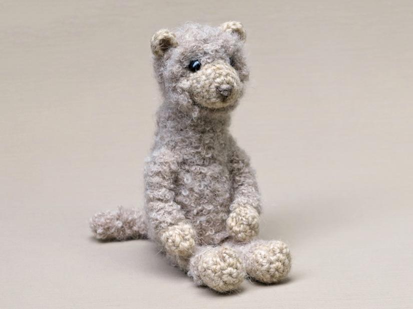crochet alpaca pattern