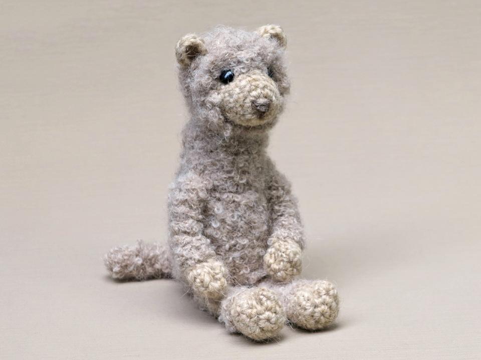 Crochet Alpaca Amigurumi Pattern Sons Popkes