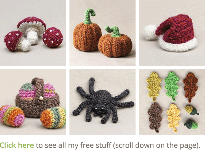 Son\'s Popkes | Crochet animal patterns designed by Sonja van der Wijk