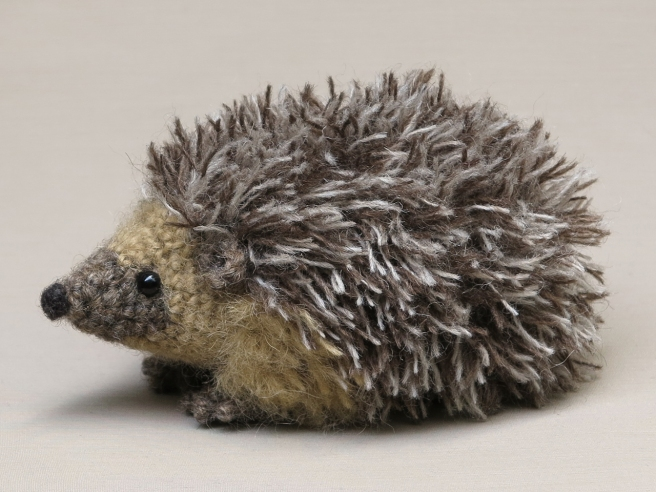 Realistic-hedgehog