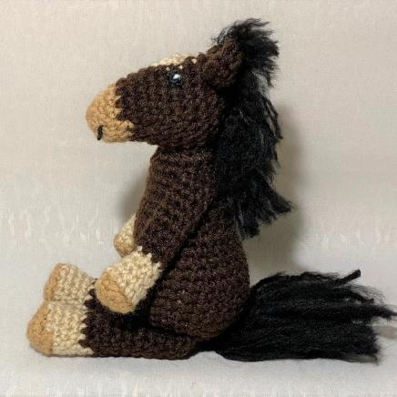 Horse-Sandy
