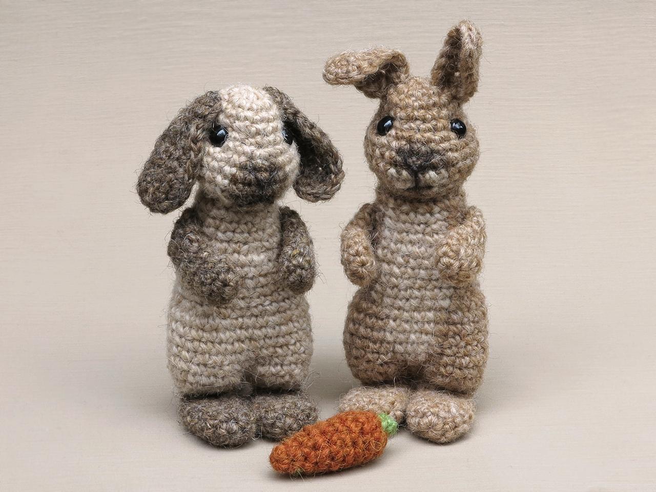 Baby Bunny Ears - CrochetObjet | 960x1280