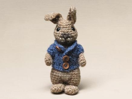 bunny rabbit amigurumi
