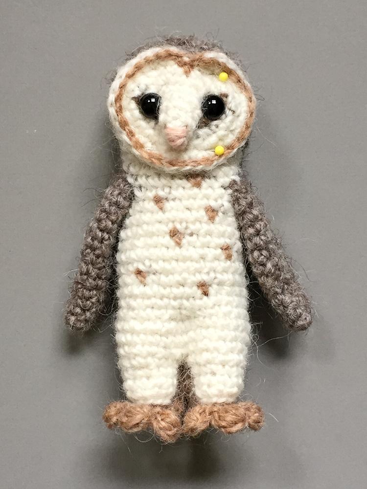 Koko the owl amigurumi pattern | hookabee | 1000x750