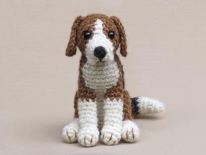 dog puppy crochet pattern